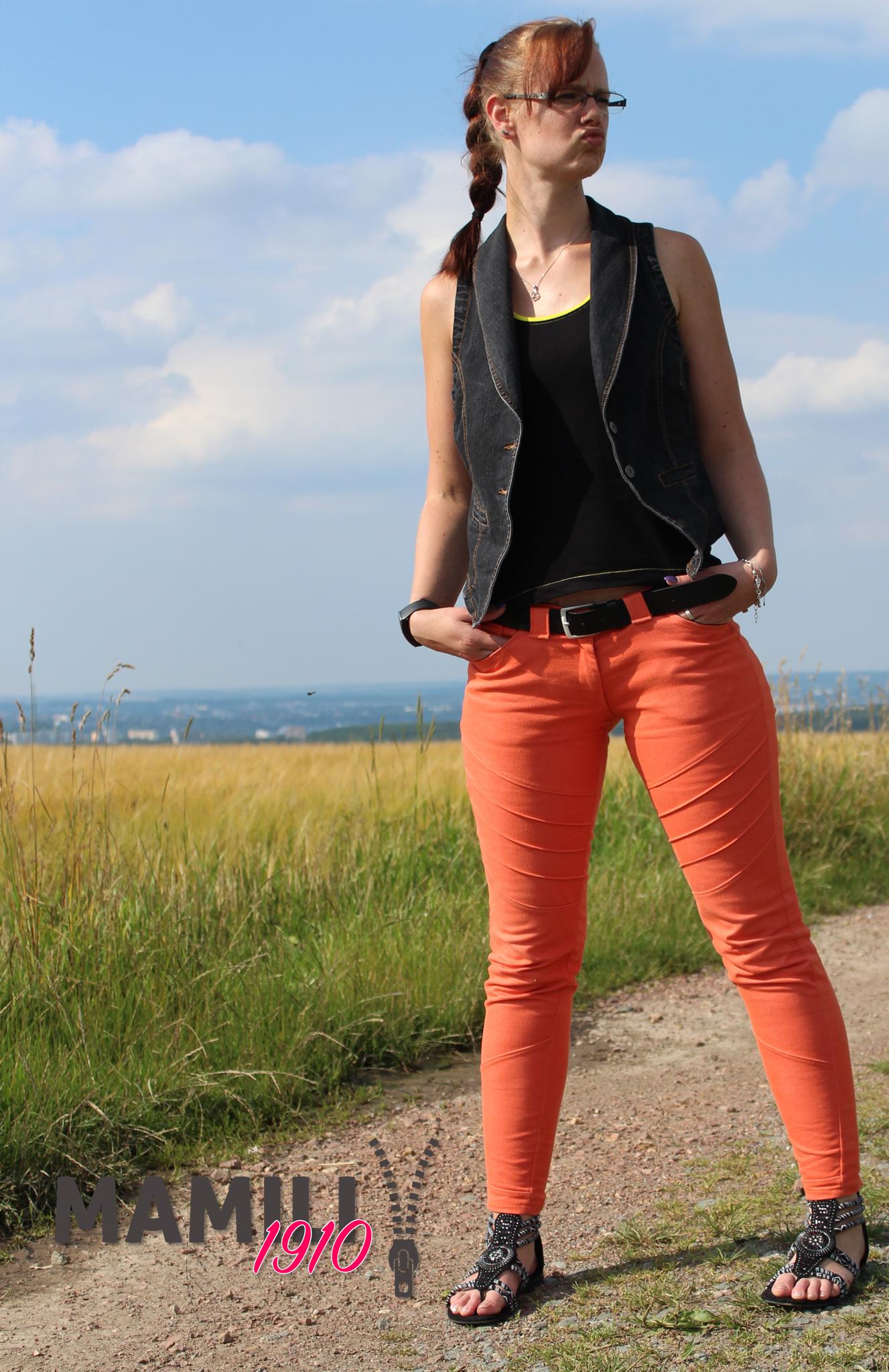 der Traum von der Skinny Jeans wird wahr – Mamili1910
